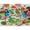 Puzzle 50 elementów Miasto, Crocodile Creek