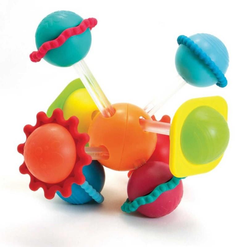 Wimzle zabawka sensoryczna dla niemowląt, Fat Brain Toy