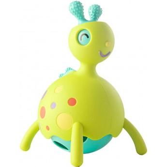 Rollobie zielony zabawka sensoryczna +12m, Fat Brain Toys