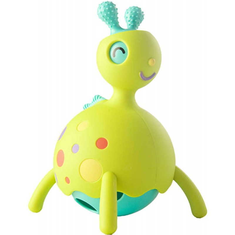 Rollobie zielony zabawka sensoryczna +12m, Fat Brain Toy