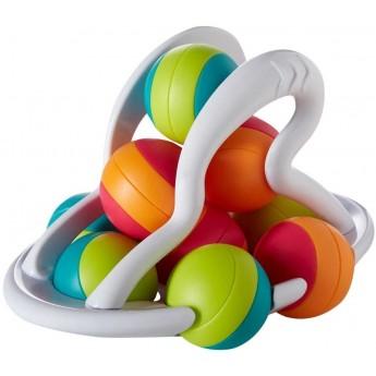 Rolligo zabawka sensoryczna pojazd +12m, Fat Brain Toys