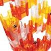 Kulodrom Q-Na-Maze czerwony 50 elementów od 5 lat, MindWare