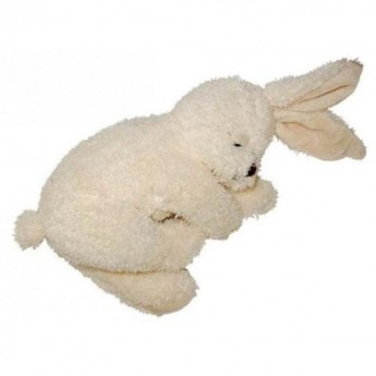 Nugat Śpiący Zajączek przytulanka, Les Petites Marie