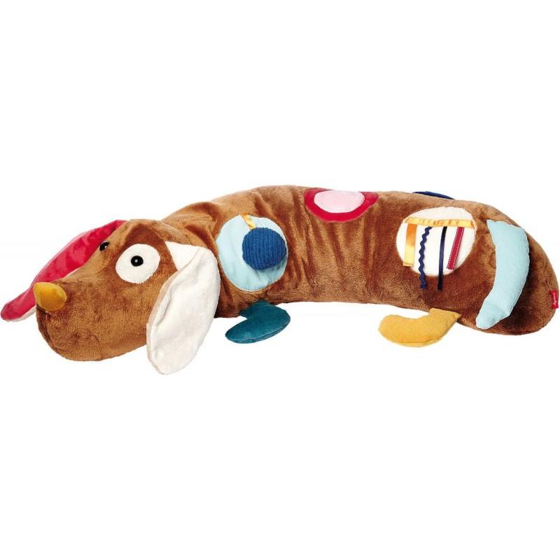 Ogromny pies edukacyjny zabawka dla niemowląt, Sigikid