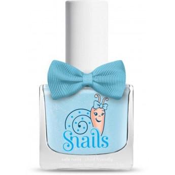 Niebieski lakier do paznokci dla dzieci Snails Bedtime Stories