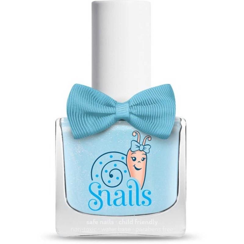 Snails lakier do paznokci dla dzieci Bedtime Stories Niebieski