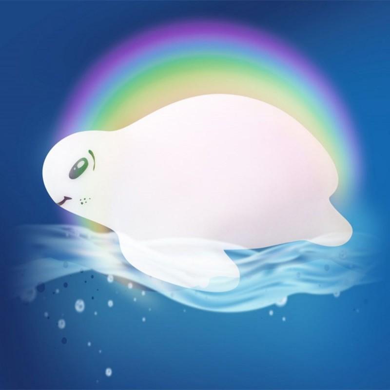 Świecący żółw Lumi Turtle zabawka do kąpieli +0m, Pabobo