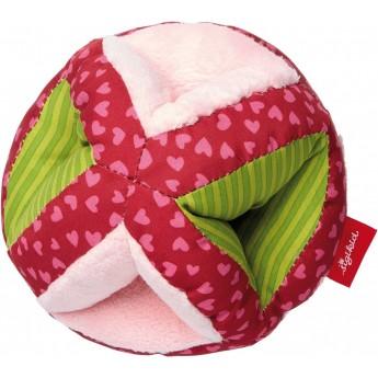 Piłka sensoryczna Rosa PlayQ dla niemowląt, Sigikid