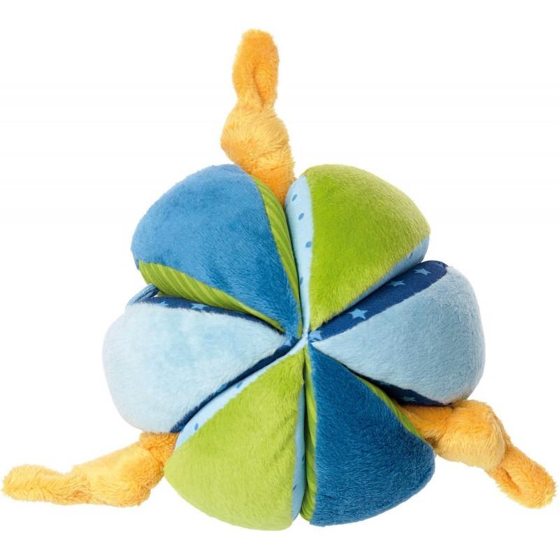 Piłka manipulacyjna PlayQ dla chłopców +0mc, Sigikid