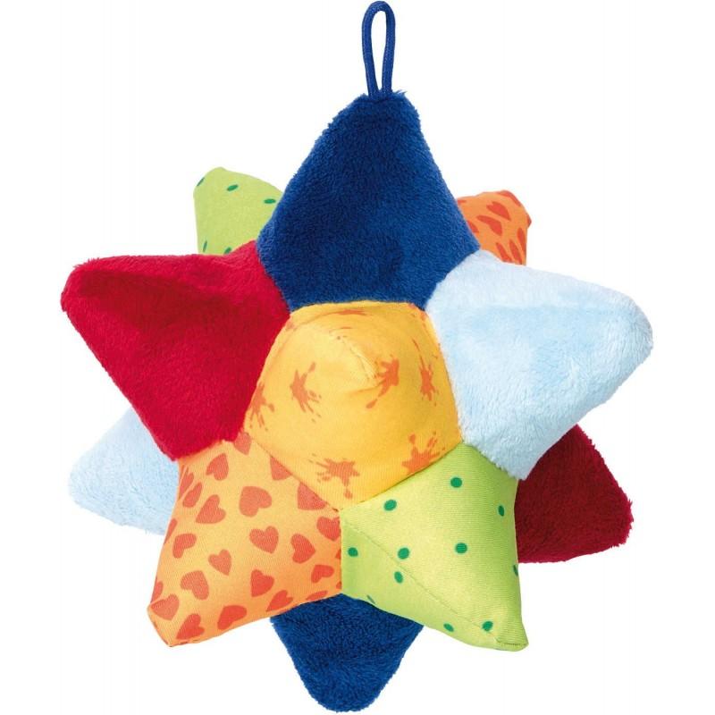 Kolorowa Gwiazda zabawka manipulacyjna PlayQ, Sigikid