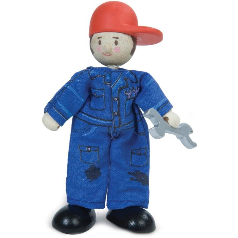 Mike mechanik samochodowy, Le Toy Van