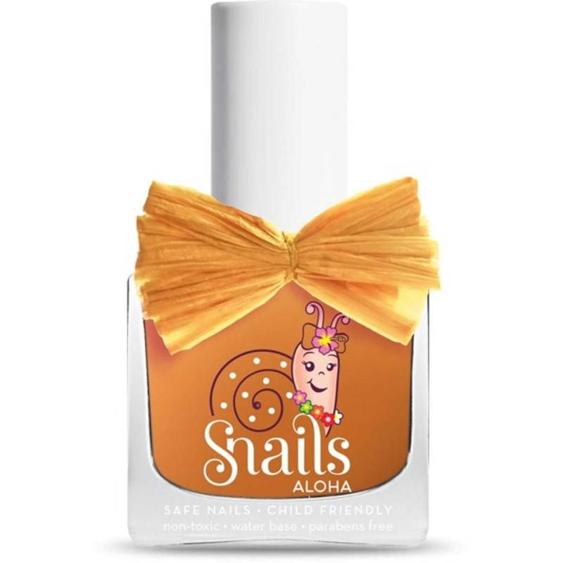 Snails lakier do paznokci dla dzieci Aloha Hula +3 lat