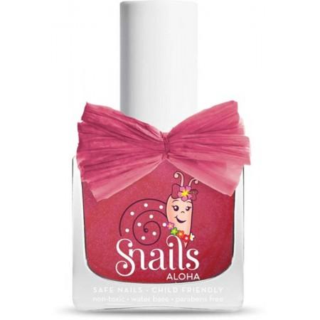 Snails różowy lakier do paznokci dla dzieci Aloha Maui