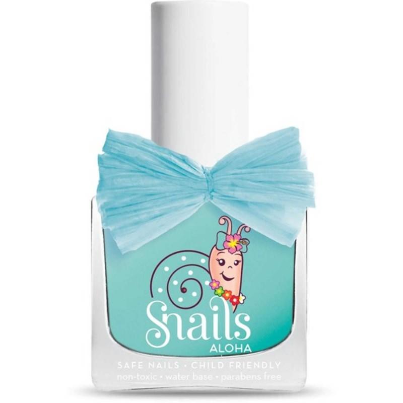 Snails błękitny lakier do paznokci Aloha Waikiki +3lat