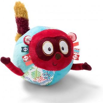 Lilliputiens Piłka z dzwoneczkiem dla niemowląt Lemur Georges