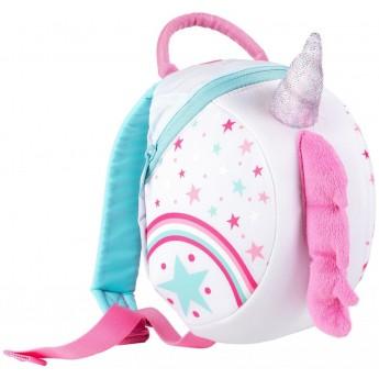 Plecaczek Littlelife Jednorożec ze smyczą dla dzieci +12mc