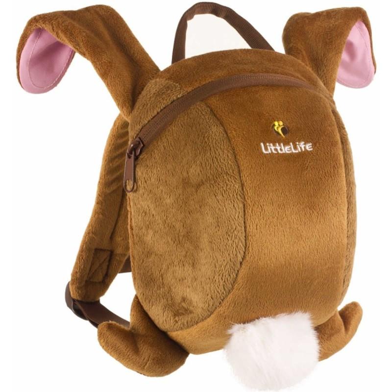 Plecaczek Littlelife Królik ze smyczą dla dziecka +12mc