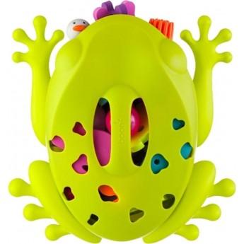 Boon Organizer Frog Green na zabawki do kąpieli