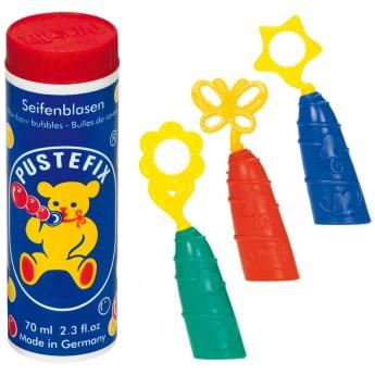 Bańki mydlane Pustefix fajka do puszczania baniek