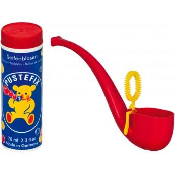 Fajka do puszczania baniek mydlanych Pustefix zabawka od 4 lat