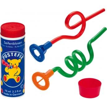 Rurki do puszczania baniek mydlanych Pustefix zabawka od 4 lat