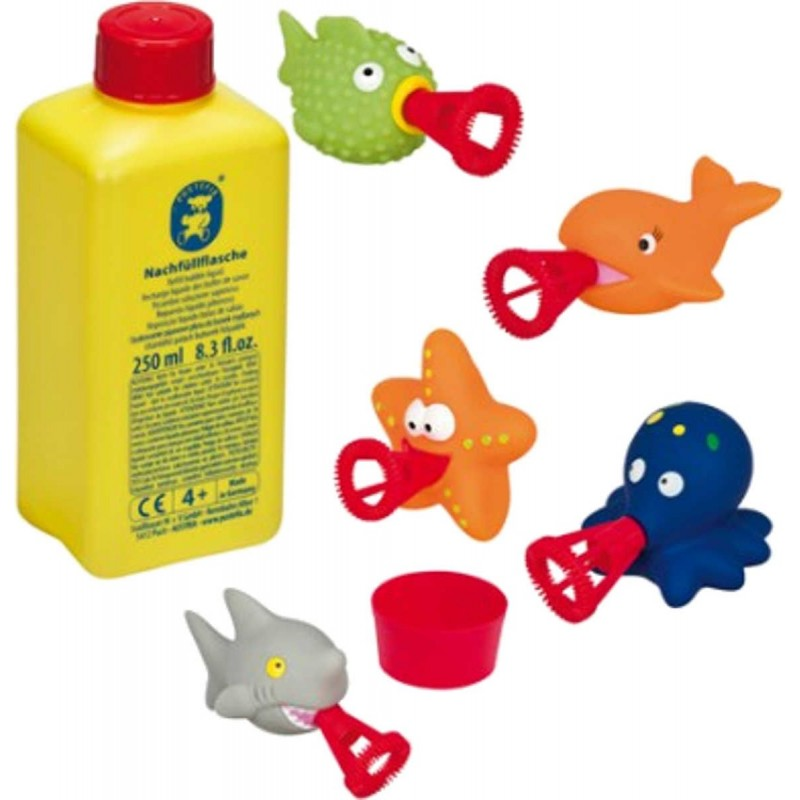 Psikawki do baniek mydlanych Podwodny Świat od 4 lat Pustefix