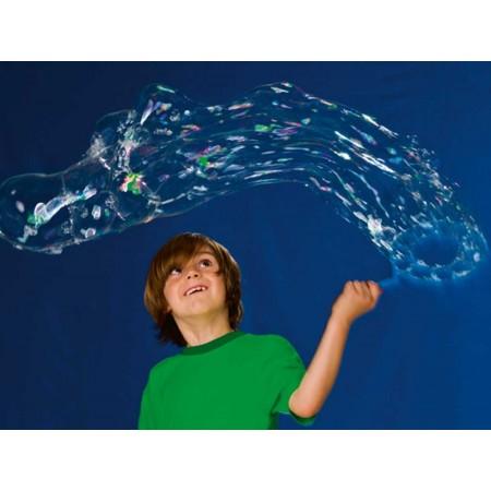 Obręcze Multi-Bubbler do baniek mydlanych Pustefix z płynem 250ml