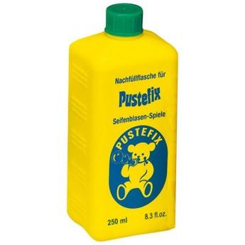 Pustefix płyn do baniek mydlanych 250 ml profesjonalna jakość | Dadum
