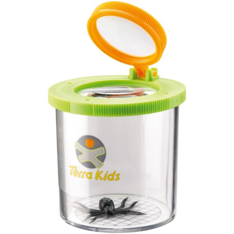Pojemnik na owady z lupą Terra Kids, Haba