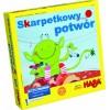 Gra Skarpetkowy potwór (po polsku), Haba
