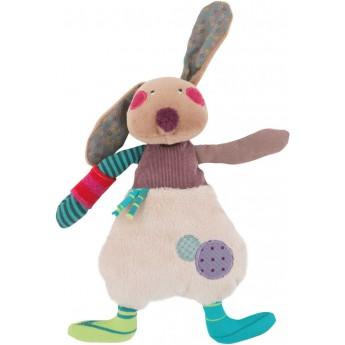 Moulin Roty maskotka dla niemowląt Królik 26 cm