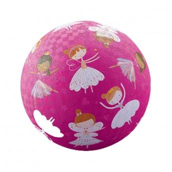 Piłka gumowa dla dzieci 18cm Słodkie Sny, Crocodile Creek