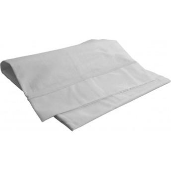 Poszewka na poduszkę 40x60cm perłowa 100% bawełna, Doux Nid