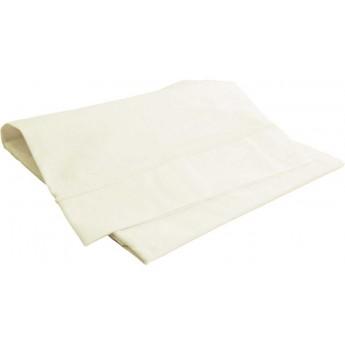 Poszewka na poduszkę 40x60cm ecru 100% bawełna, Poyet
