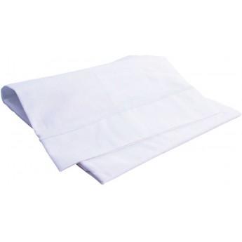 Poszewka na poduszkę 40x60cm biała 100% bawełna, Poyet