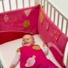 Ochraniacz na szczebelki do łóżeczka Liz Lilliputiens