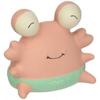 B.Toys Gryzak Krab z naturalnego kauczuku od urodzenia