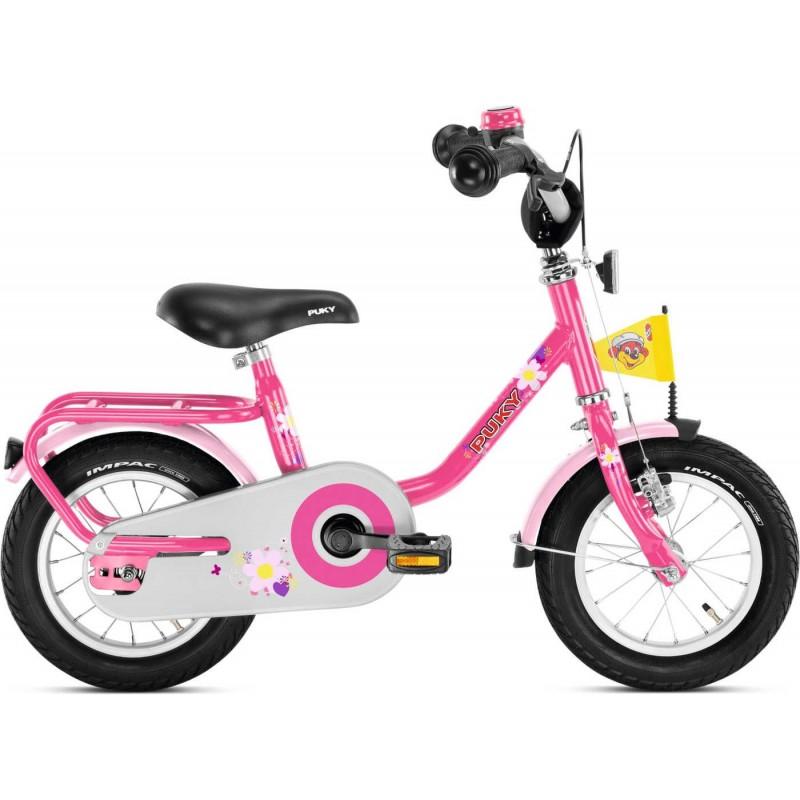 Puky Z 2 różowy rower dziecięcy 12 cali od 3 lat