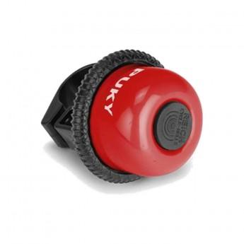Puky Dzwonek czerwony G20 do rowerków biegowych i hulajnogi