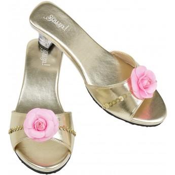 Buty na obcasie dla dzieci złote Mila rozmiar 27-28, Souza!