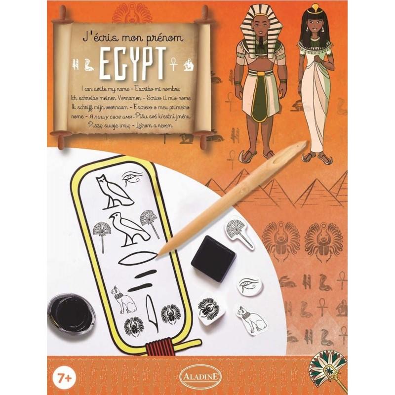 Zestaw do kaligrafii Pisze swoje Imię Hieroglifami od 7 lat