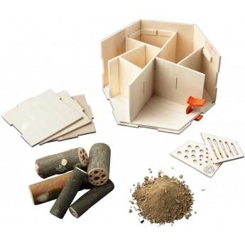 Haba domek dla owadów do robienia dla dzieci od 6 lat