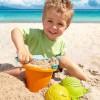 Haba wiaderko do zabawy w piaskownicy pomarańczowe +18m