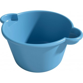 Niebieska miska zabawka do piaskownicy od 18mc, Haba