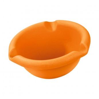 Pomarańczowa miska zabawka do piaskownicy od 18mc, Haba
