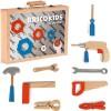 Janod Walizka z narzędziami Brico 'Kids od 3 lat