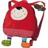 Plecaczek dla dzieci pluszowy Czerwony Kapturek od 12mc, Ebulobo