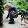 Bardzo duża edukacyjna zabawka Trendy Mr Wilk 65cm, Ebulobo