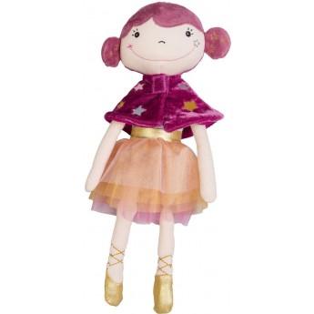 Lalka szmaciana Betty Akrobatka Cyrkowa dla dzieci od 9 mc, Ebulobo