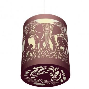 Sawanna abażur do lampy wiszącej dla dzieci, Djeco
